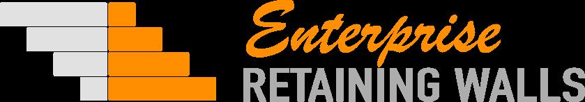 enterprise retaining walls logo